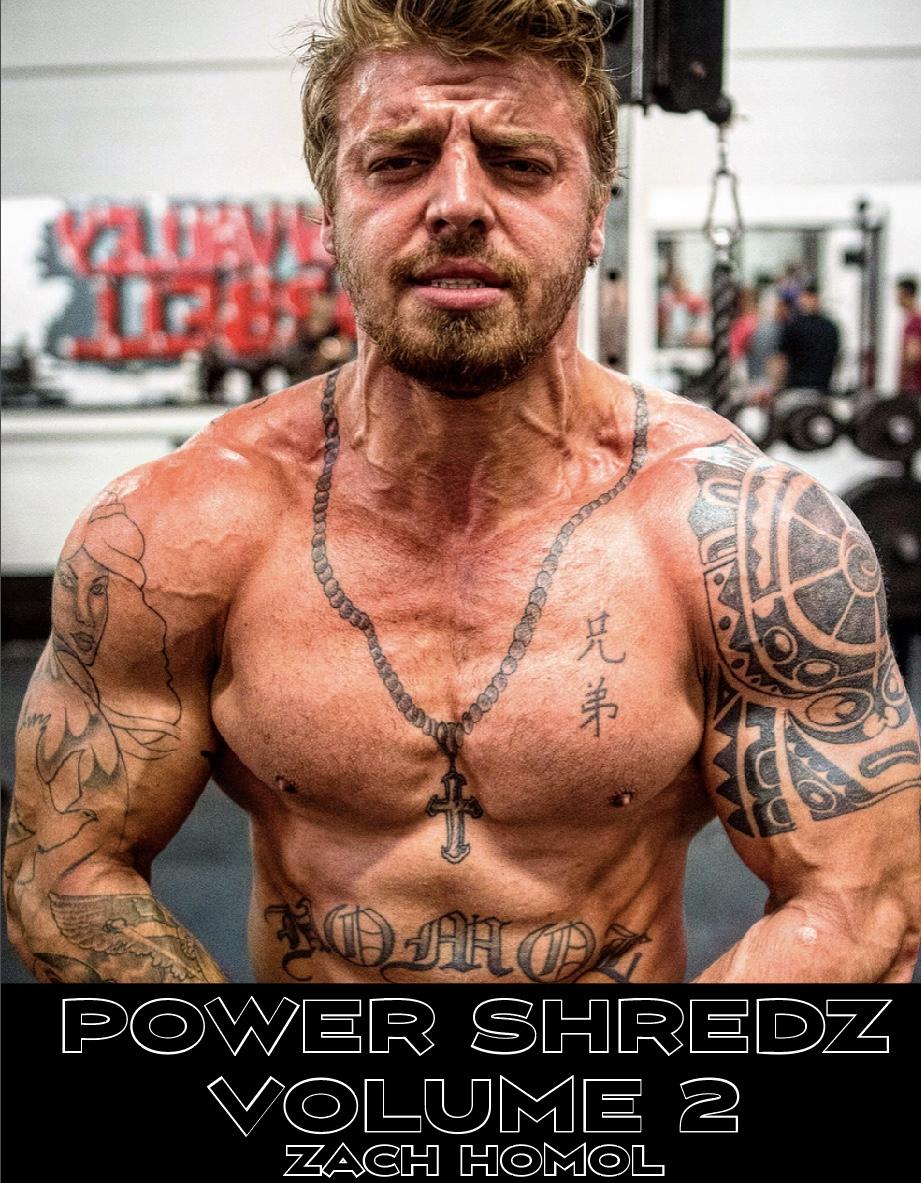 powershredz volume 2